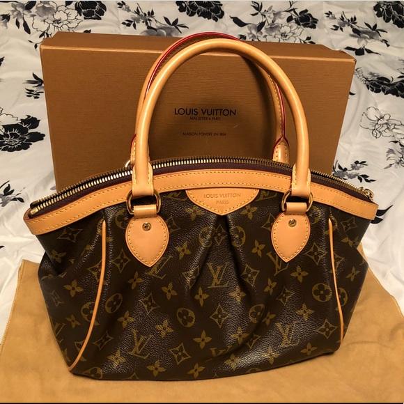 4a6dd9a5bf3 Louis Vuitton Handbags - 💯Authentic Louis Vuitton Tivoli PM
